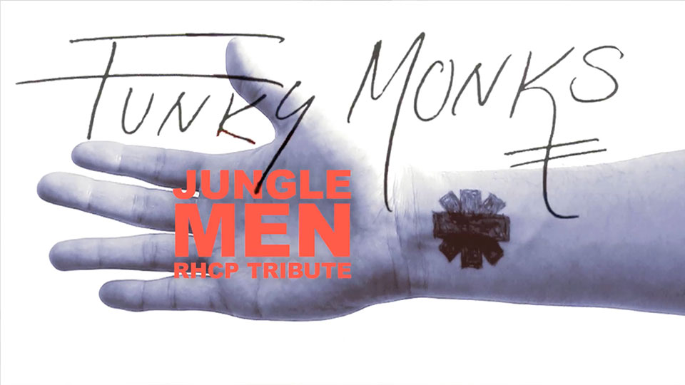 Funky Monks (RHCP cover by JUNGLE MEN)