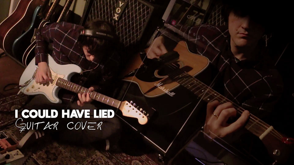 I Could Have Lied (RHCP only guitar cover)
