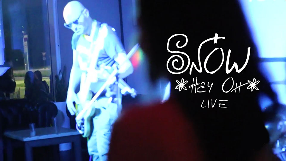 Snow (Hey Oh) (RHCP live cover by JUNGLE MEN)