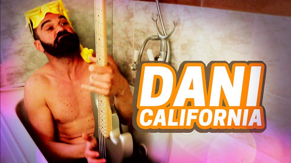 Dani California (RHCP cover by JUNGLE MEN)