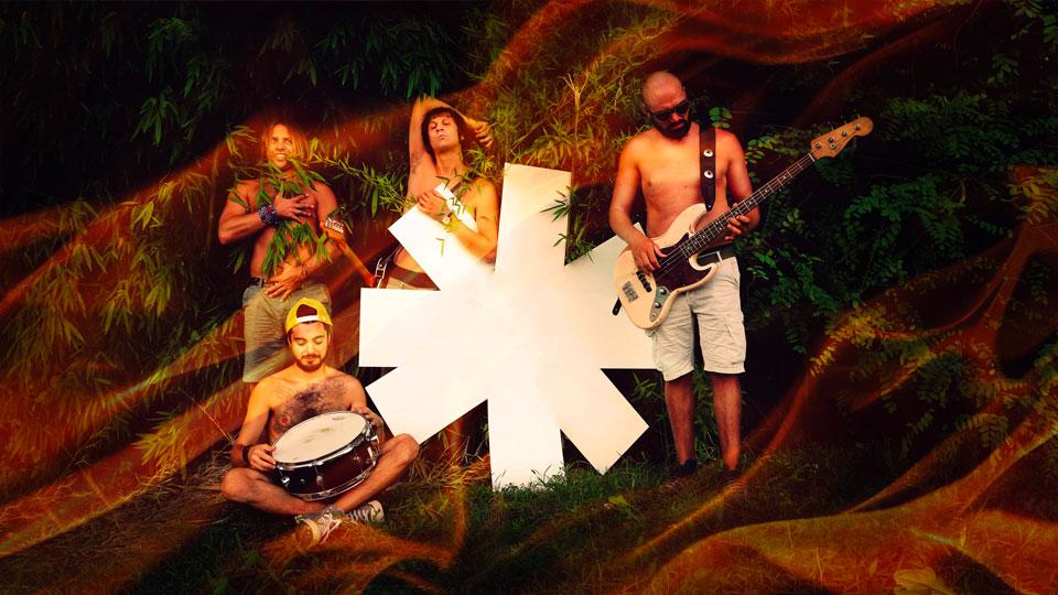 Jungle Men - RHCP tribute (trailer)